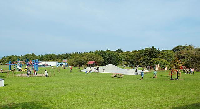 オートリゾート八雲「まきばの冒険広場」